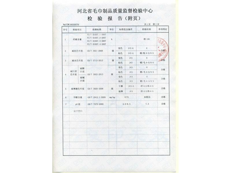 检测报告(附件)